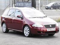 Fiat Croma 1.9 Multijet, Diesel, Red, 70 000 Miles, 2006. 6 Months AA Warranty