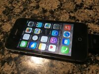 Iphone 4S Bell/Virgin 16 gbs - Scratchless