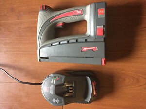 Arrow CT50 10.8v Electric Cordless Staple Gun