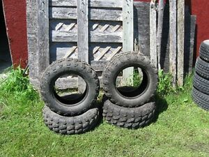 4 terrathon tires 26-8-14 26-10 14
