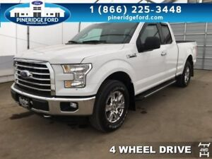 2015 Ford F-150 XLT  - Bluetooth -  SiriusXM - $159.58 B/W