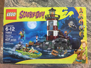 Lego Scooby Doo Lighthouse -- 75903 (Retired)