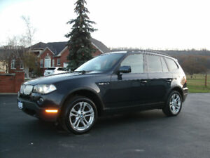2008 BMW X3 3.0si: Leather,Sun Roof,Drives Great, Must See!