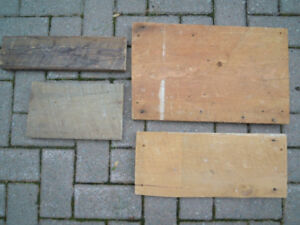 Antique Reclaimed Rough Cut And Barn Board