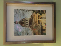 Kingston City Hall - framed