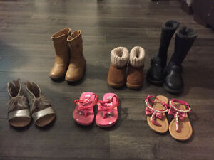 Toddler girl boots / Sandles