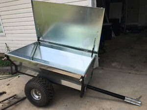 Brand new Backcountry ATV trailer