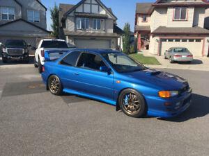Subaru Impreza wrx type r VI V- LIMITED