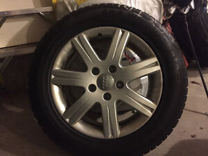 Audi Q7 Winter Tires