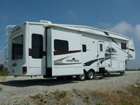 2009 Cedar Creek 36RLTS by Forest River -  Excellent Condition