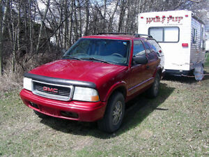2004 GMC Jimmy Coupe (2 door)
