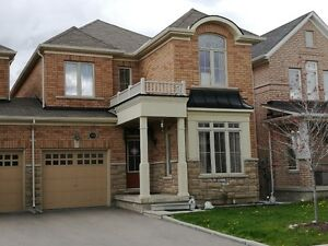 4 Bedroom Beautiful  House at Richmond Hill from July 1st, 2017