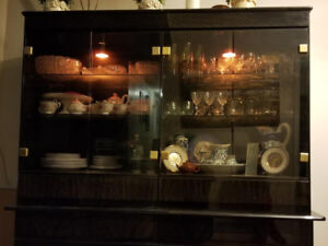 Beautiful Buffet and Hutch for Sale--significant Price drop