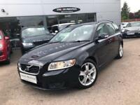 2009 Volvo V50 SE D DRIVE Estate 1.6D Diesel black Manual