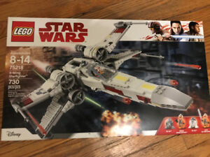 Lego Set 75218 Star Wars X-Wing Starfighter - new, sealed