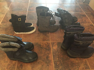 Various Ladies Boots, some brand new