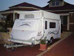 ** 2009 (late) Jayco Expanda (Hard Lid Model) 14.44-2 inc Annexe Kingsley Joondalup Area Preview