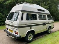 1986 Volkswagen Transporter 1.9 CARAVAN 78 BHP Petrol Manual