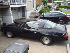 1980 CAMARO Z28 4 SPEED T-TOP!TRADE FOR CORVETTE OR MUSTANG OR ?