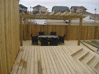 Your Fence and Deck Experts