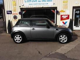 Mini Mini 1.4 One Graphite very good spec