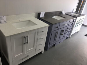 "24"",30"",36"",48"",60"" WOOD VANITIES ( WHOLESALE PRICE)"