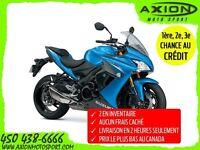 2016 Suzuki GSX-S1000 ABS 46,85$/SEMAINE