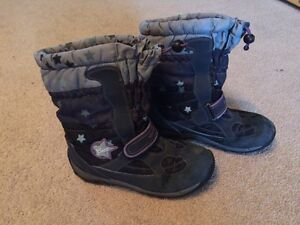 GEOX WINTER BOOTS - SIZE 1