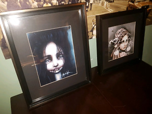 2  Angelina Wrona framed prints