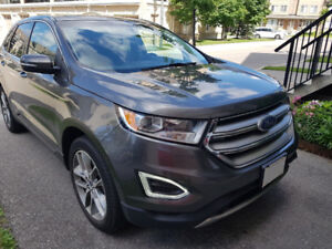2016 Ford Edge Titanium Fully Loaded, Sync3, NAV, PANORAMIC ROOF