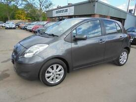 Toyota Yaris TR VVT-i 5dr. From £96 per month.