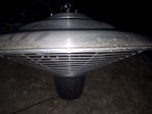 OUTDOOR HEATER - ELECTRIC - REDUCED PRICE!