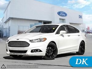 2013 Ford Fusion Titanium w/Leather, Moonroof, and Much More!