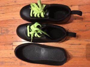 Asham Junior Curling Shoes