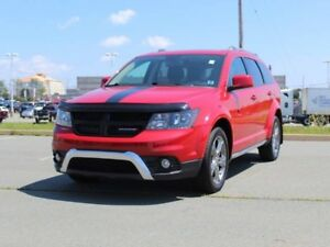2016 DODGE JOURNEY Crossroad with DVD and Extended Warranty!!!!