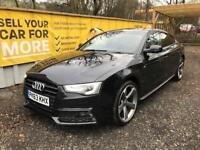 Audi A5 Sportback Tdi S Line Black Edition Hatchback 2.0 Manual Diesel