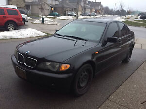2004 BMW 3-Series 320i NEED GONE.