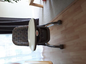 Awesome highchair