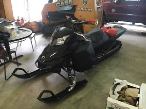 2015 Ski-Doo Summit X T3 163