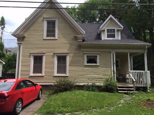 Cute house in Wolfville available September 1.