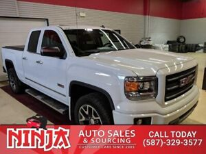 2014 GMC Sierra 1500 SLT  SLT All Terrain Double Cab Leather BU