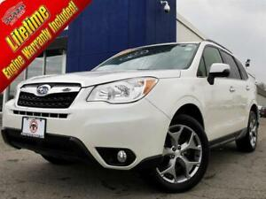 2016 Subaru Forester 2.5i Limited at