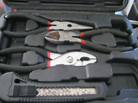 Handy Plier,Level.Allan Keys and nice carring case