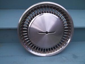 One Wheel Cover For 1970/80s Ford Thunderbird.