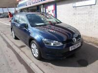 Volkswagen Golf 1.4 TSI ( 122ps ) 2014MY SE