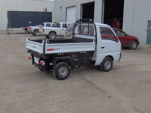 1993 Suzuki Carry Mini Dump truck