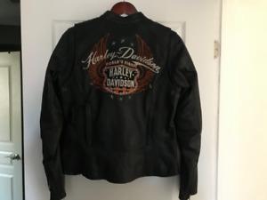Women's Harley - Davidson Leather Jacket