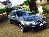 Audi A6 SLINE LE MANS 2.7 ( A4 A3 golf jetta passat leon evo m3 ) px welcome