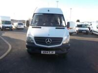 Mercedes-Benz Sprinter Mess Van DIESEL MANUAL WHITE (2014)