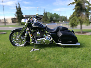 Custom Harley Davidson Road King